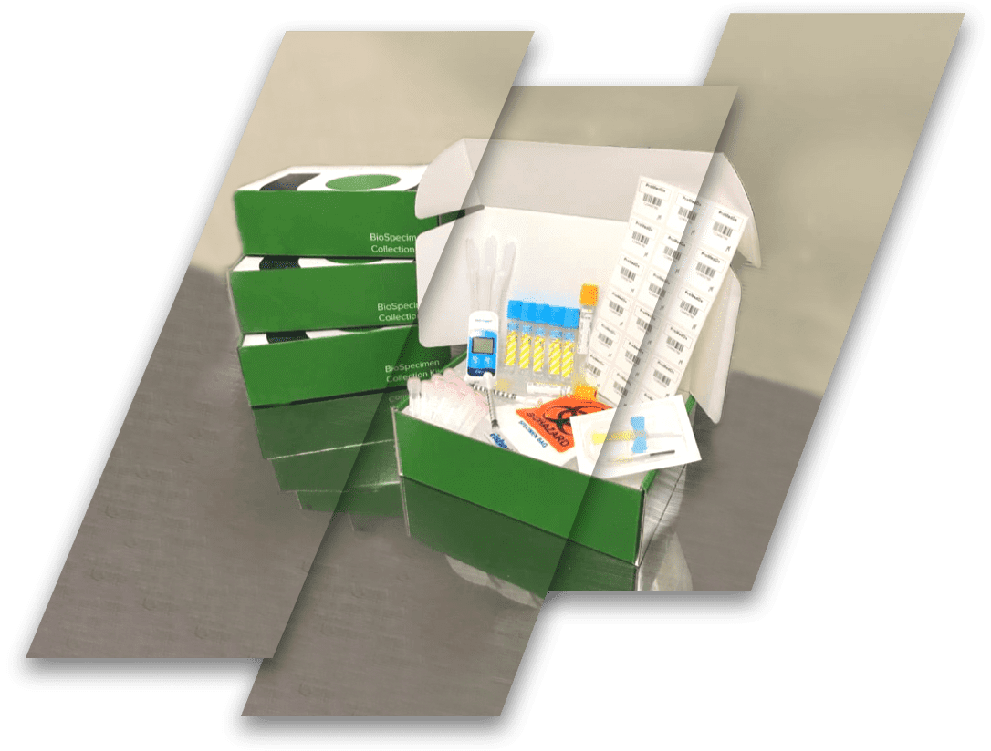 Study Specimens Collection Kits